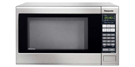 This panasonic microwave oven is easy to clean. How Do You Program A Panasonic Microwave : Best Microwaves Expert Guide To Buying The Best Solo ...