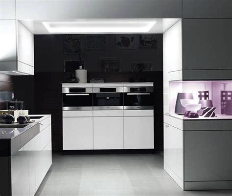 contemporary kitchen ideas 2014 hermosas cocinas en color blanco y negro