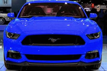 Mustang Ford Paint Gt Cars Candy Revs
