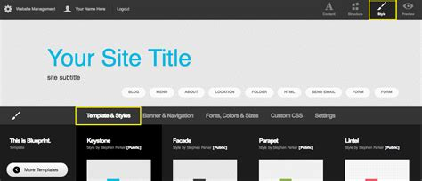 template switching switching templates squarespace5