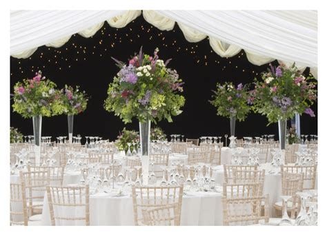 Church and Marquee Wedding in Oxfordshire   Country House Flowers