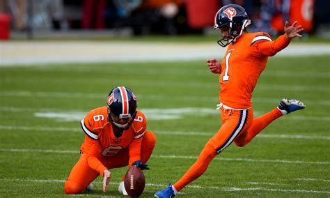 Broncos part ways with 2 practice squad players