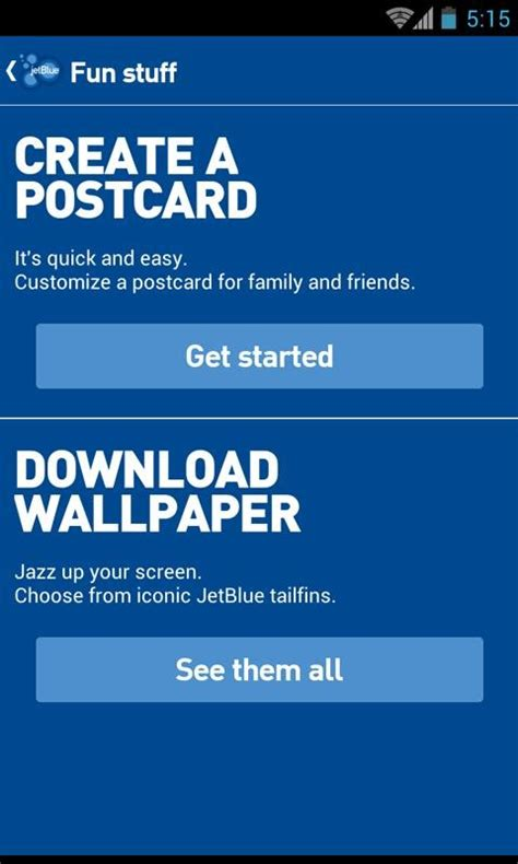 jetblue boarding pass on phone jetblue app updated to v2 with boarding passes and