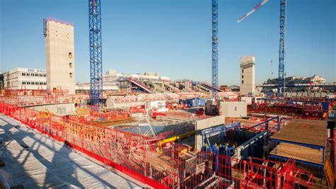 nanterre la plus grande salle multimodale d europe construction cayola