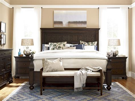 Bedroom Furniture Outlet by Paula Deen Molasses Bedroom Collection Knoxville