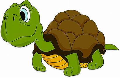Turtle Clipart Clip Animated Friendly Animals Cliparts