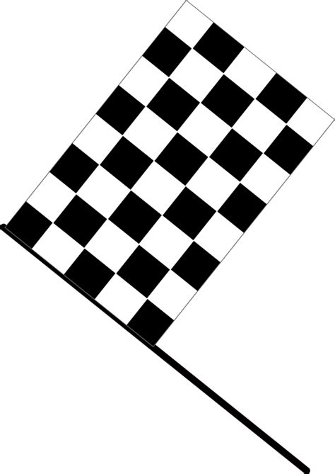 Available in png and vector. Checkered flag (98732) Free SVG Download / 4 Vector