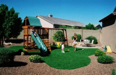 Kid Friendly Backyard Designs by Contemporary Kid Friendly Backyard 33 Decoration