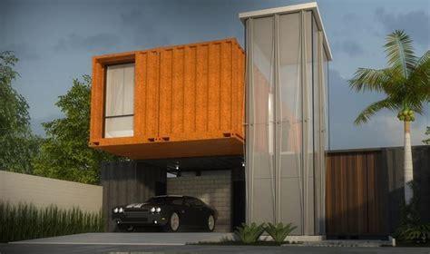 casa container residencial galeria da arquitetura