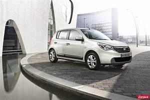 Petite Dacia : dacia towny la petite dacia 5 000 photo 2 l 39 argus ~ Gottalentnigeria.com Avis de Voitures