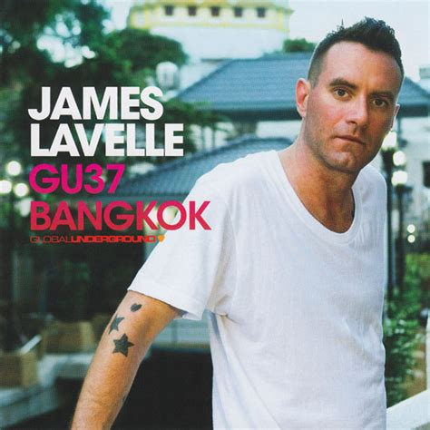 james lavelle gu bangkok cd mixed compilation