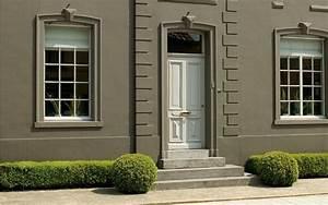 Peinture Facade Maison : peinture pour facade maison 4 fa ade j ai un secret te ~ Melissatoandfro.com Idées de Décoration