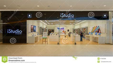 istudio shop at central embassy thailand editorial stock
