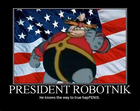 Eggman Meme - president robotnik motivator by isuper on deviantart