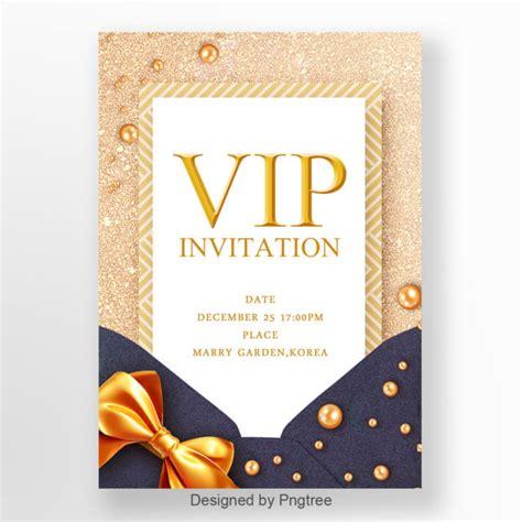 design  invitation letter  purple metal pearl bow