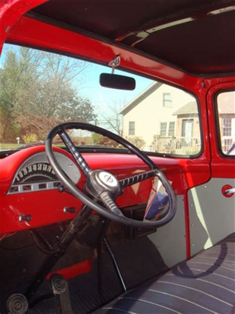 1956 Ford F350 1-Ton Flatbed w/ sides - Ford Trucks for