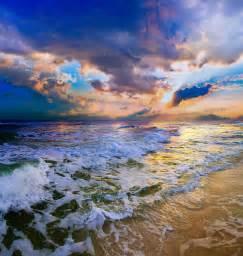 destin photographers destin waves sunset beautiful colorful heavenly