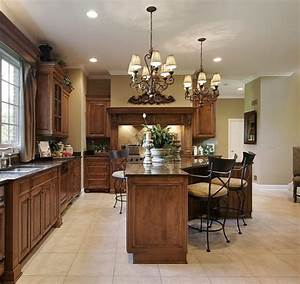 Kitchens with chandeliers home design and decor reviews