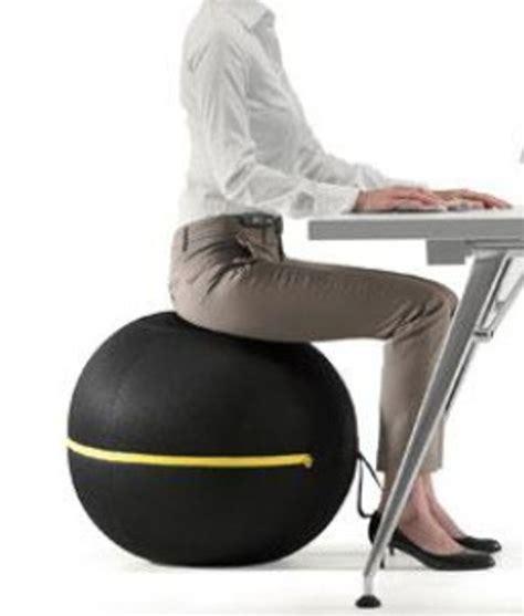ballon chaise de bureau dos vouté comment redresser 30 astuces