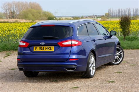 Ford Mondeo Estate Pictures