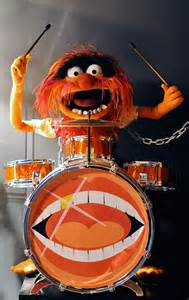 Animal Muppet On Drums