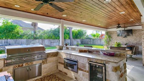outside kitchen design ideas backyard kitchen designs deductour 3885