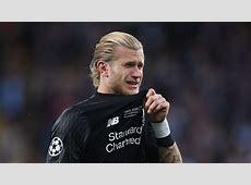 Liverpool goalkeeper Loris Karius sent death threats after