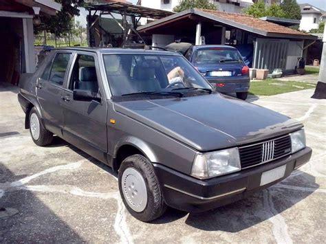 Fiat Regata by Fiat Regata 70s 1987