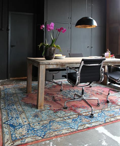 Moderne Wohnideen Mit Perserteppichen by Perserteppich Als Einen Mittelpunkt Des Dekorativen Konzeptes