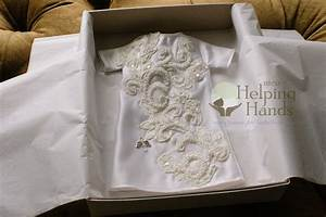 Donating old wedding dresses just bcause for Wedding dress donation