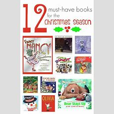 12 Musthave Books For The Christmas Season  Raise A Reader  Reading Activities From Birth To