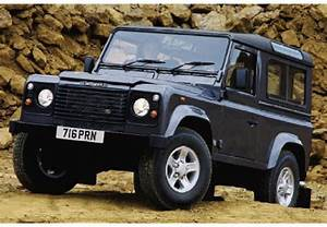 Land Rover Defender Td5 Workshop Manual  1999