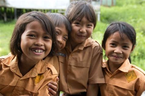 top  facts  girls education  indonesia