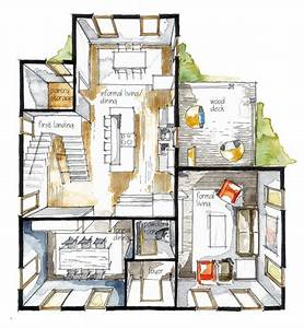 best 25 interior design sketches ideas on pinterest With realiser plan de maison 3 3d interior design hd