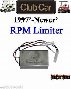 Club Car Rpm Limiter Diagram