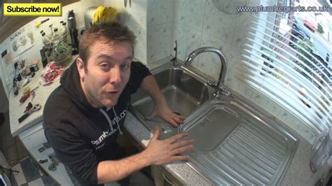 remove install kitchen sink plumbing tips youtube