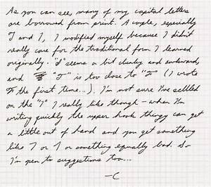 Handwriting Cursive Alphabet   Hand Writing