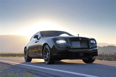 roll royce wraith 2017 rolls royce wraith black badge first drive