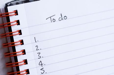 Stop Being Overwhelmed by Your Task List. Use These 6 Tips