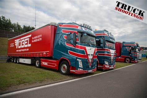 voegel transporte beim truck grand prix  nuerburgring