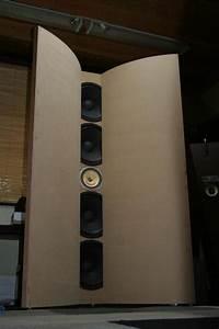 Altec  U0026 39 Open Baffle U0026 39  Wave Guide Mid Bass Horn - Diy Audio Projects