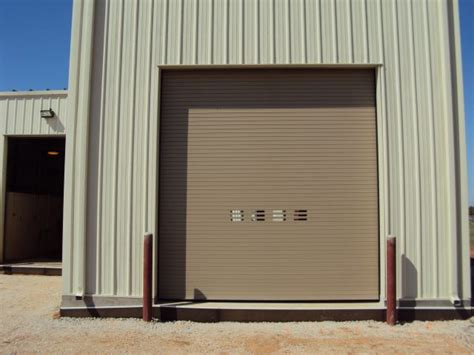 thermiser max insulated roll  door barron equipment
