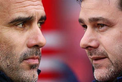 Manchester City vs Tottenham Hotspur: Manchester City ...