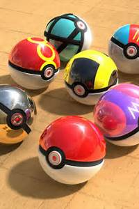 real pokeballs xd photo