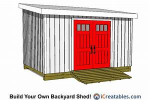 10x20 Shed Plans - Building the Best Shed - DIY Shed Designs