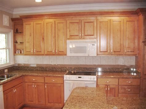 new venetian gold granite with oak cabinets quotes