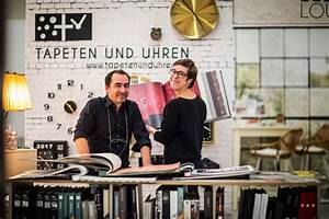 Tapeten Und Uhren : tapeten und uhren local heroes anne und aimo aus dresden ~ Orissabook.com Haus und Dekorationen