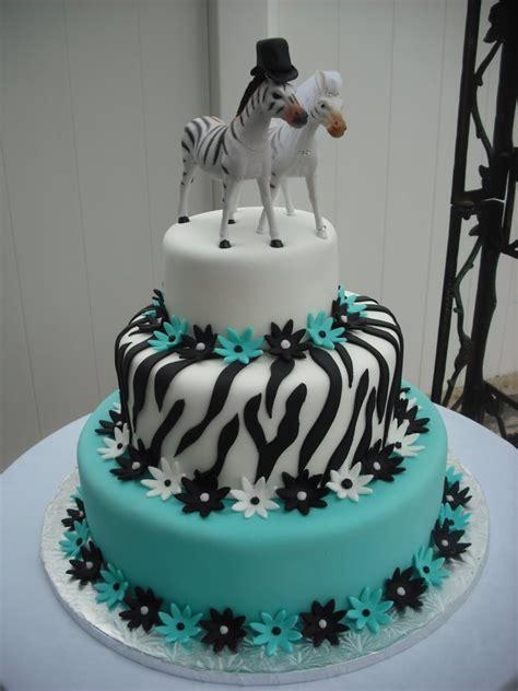 zebra cakes decoration ideas  birthday cakes