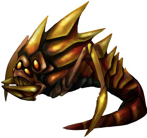 Metroid Database :: Bestiary: Metroid Prime - Parasite