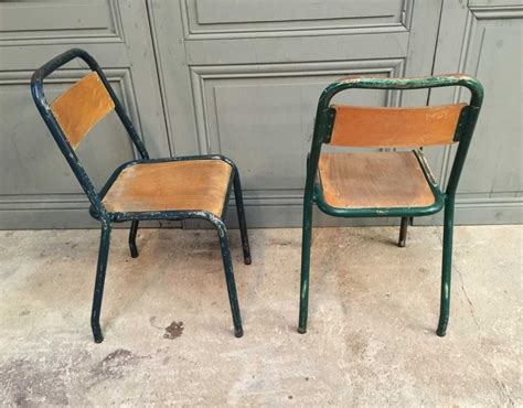 rares 6 chaises d 233 cole tolix mod 232 le ud